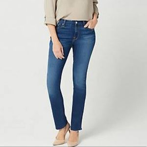 1 hr SALE, 7 for all Mankind - Stunning Blue Jeans